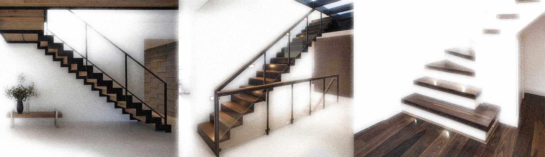 Fabricación de escaleras a medida