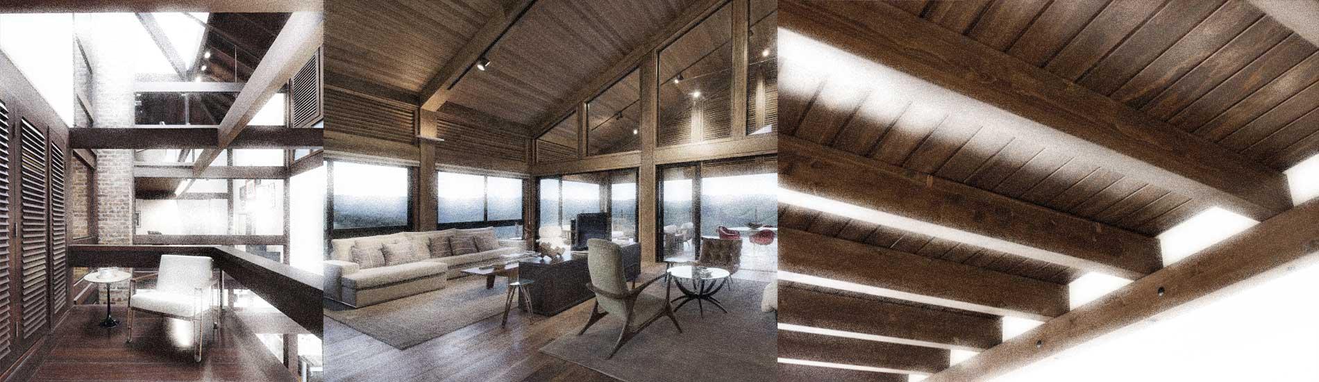 Estructuras de madera y Revestimientos