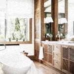Carpintería a medida de baños