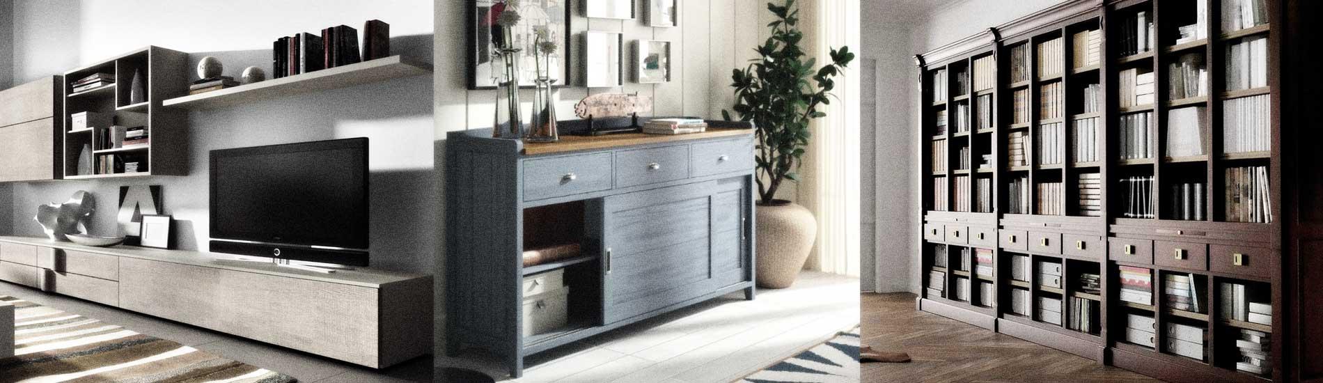 Muebles a medida en madera