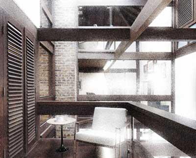Revestimientos y estructuras de madera