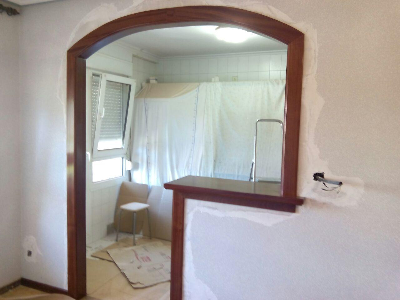 Maderas para arcos ideas de disenos for Arcos de madera para puertas